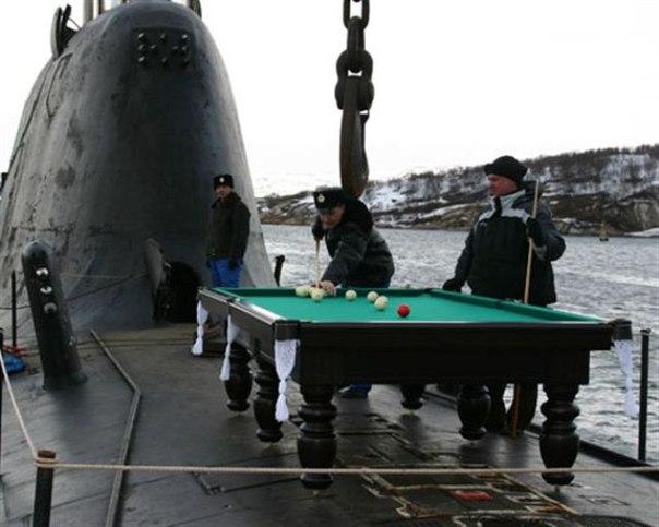 Ко Дню Подводника