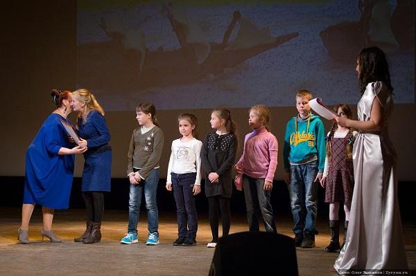 Кинофестивал в Кронштадте 2014