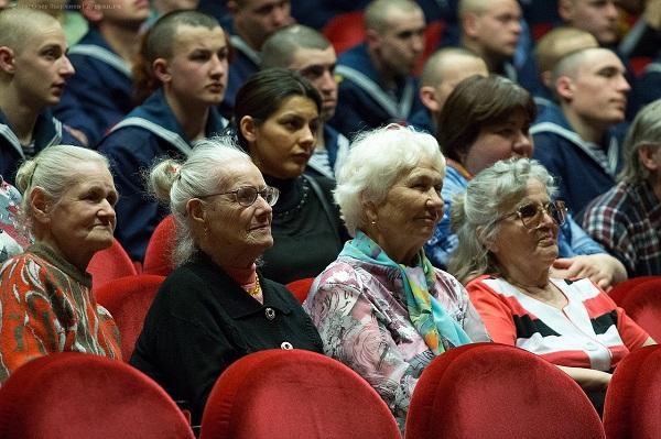 Открытие кинофестиваля в Кронштадте 2014