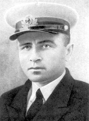 Герой Советского Союза Л. Г. Белоусов