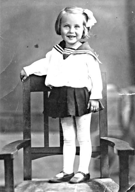 кЯ до начала войны, счастливый ребенок