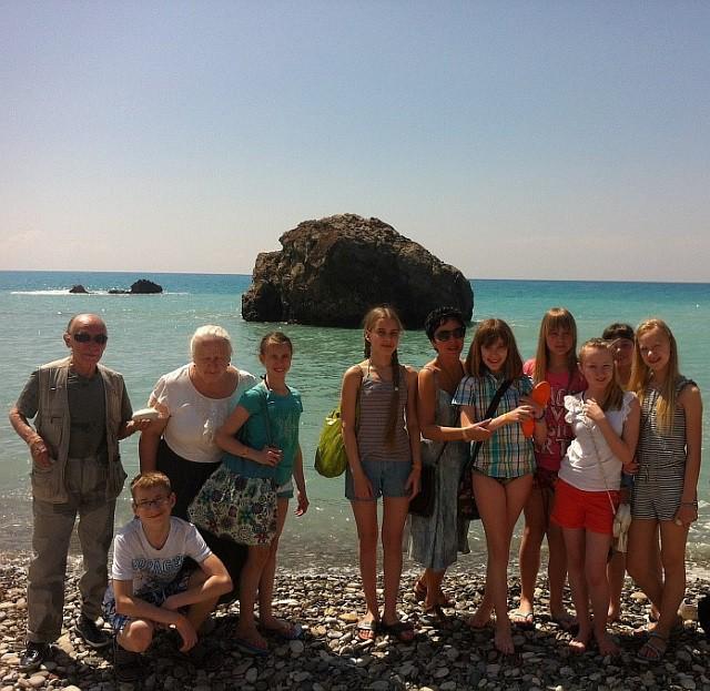 2 пляж Афродиты