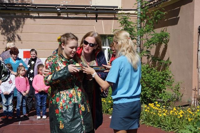 Конкурс для детей инвалидов в санкт петербурге