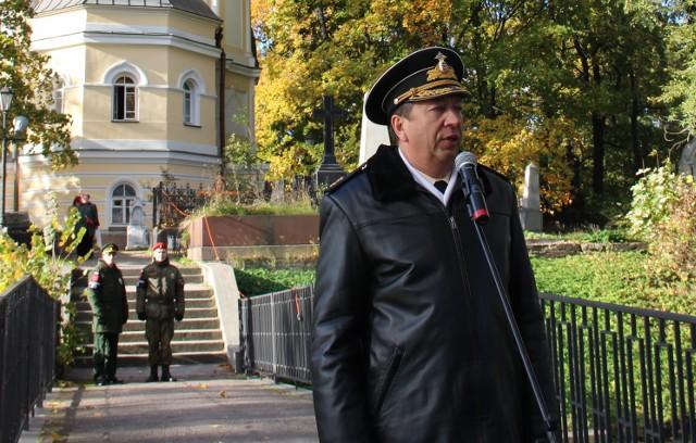 Вице-адмирал Александр Николаевич Федотенков: «...Мы должны готовиться к бою всегда...»