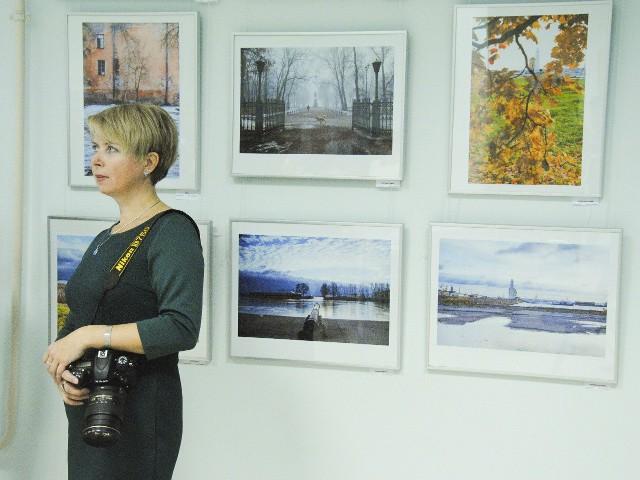 Евгения Серко и её работы – впервые на «Кронографе»